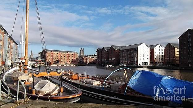 Gloucester Historic Docks by John Williams