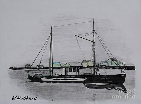 Bill Hubbard - Gloucester Seiner Margaret D