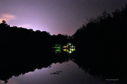 Kay Lovingood - Glow on the Shoreline