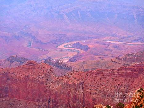 John Malone - Glowing Colors of the Grand Canyon