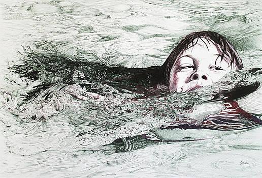 Go Swimming by Maria Bozina