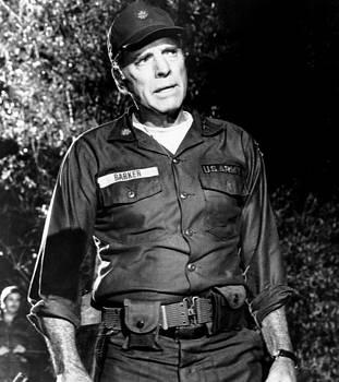 Go Tell The Spartans, Burt Lancaster by Everett