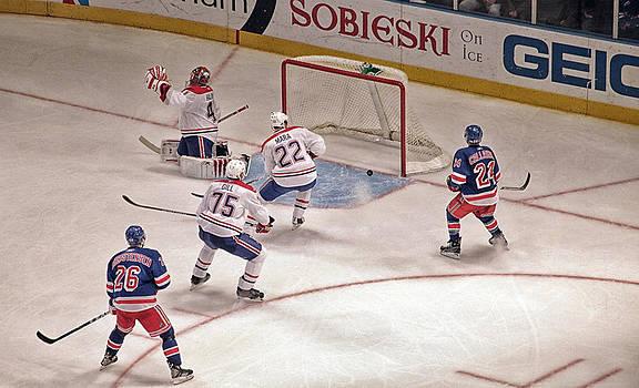 Karol Livote - Goal