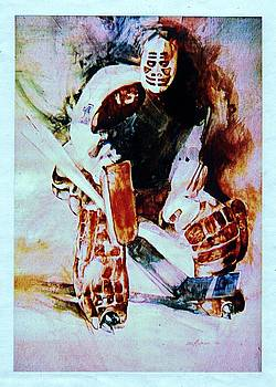 Goalie by Dale Michels