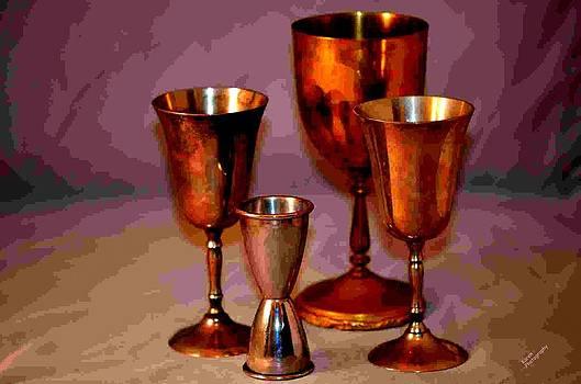 Goblets by Karen Kersey