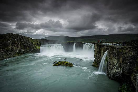 Godafoss by Petur Mar Gunnarsson