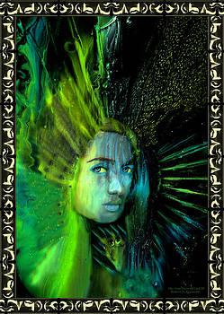 Robert G Kernodle - Goddess 3 New Face Of