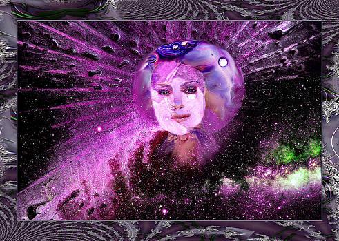 Robert G Kernodle - Goddess 4 New Face Of
