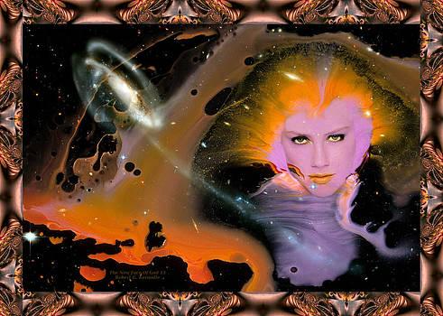 Robert G Kernodle - Goddess 5 New Face Of