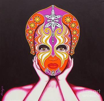 Goddess in Pink by Joseph Sonday