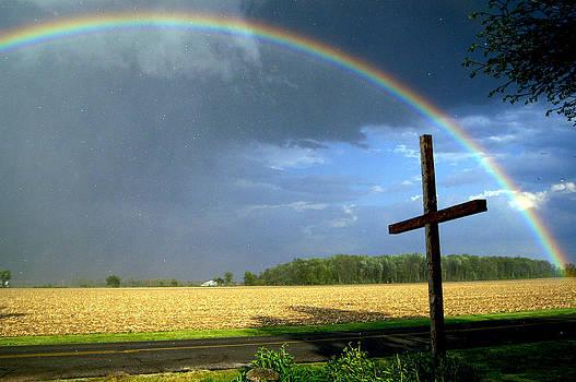 God's promise by Randy  Shellenbarger