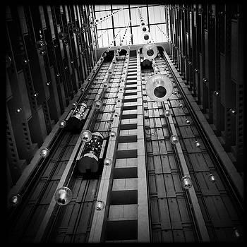 Going Up? by Tony Boyajian