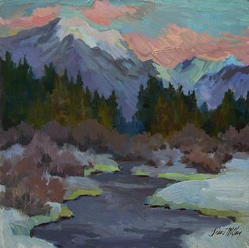 Diane McClary - Gold Creek Snoqualmie Pass