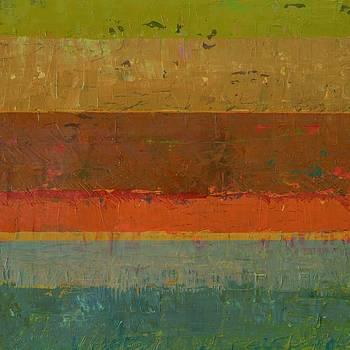 Michelle Calkins - Gold Line