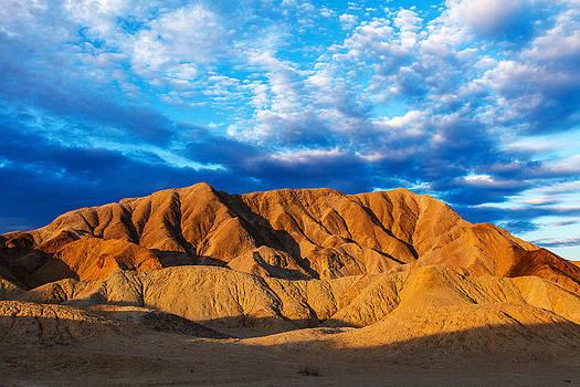 Golden Badlands by James Marvin Phelps