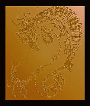 Golden Dragon by Herbert French
