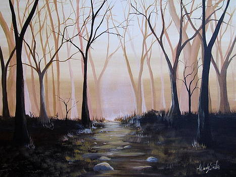 Golden Forest by Wendy Smith