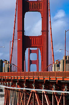 Adam Romanowicz - Golden Gate Bridge