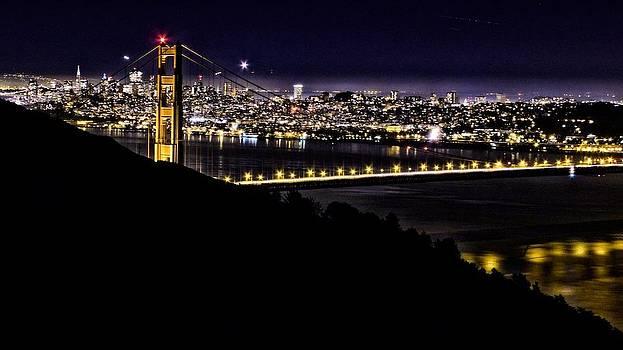 Golden Gate by Brian Orlovich