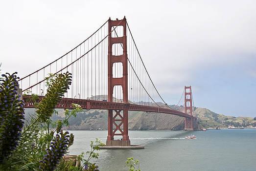 Golden Gate Bridge 3 by Shane Kelly