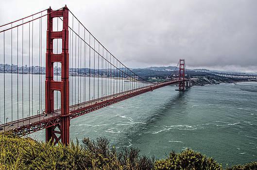 Golden Gate Bridge by Arnold Despi