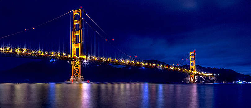 Golden Gate Bridge by Dan Girard