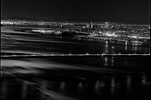 Golden Gate Bridge by Duane King