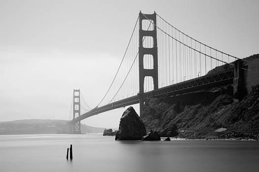 Golden Gate Bridge by Eugene Dailey