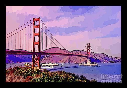 John Malone - Golden Gate Bridge