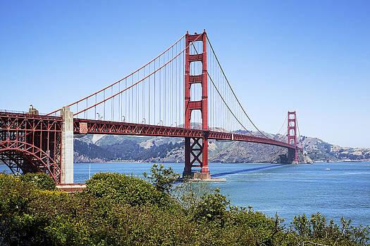 Kelley King - Golden Gate Bridge