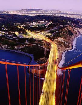 Golden Gate Bridge by Michael Fahey