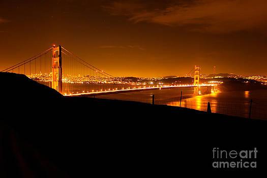 Golden Gate Bridge San Francisco by Lisa Anne McKee