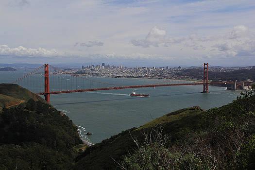 Golden Gate by Jeff Sommerfield