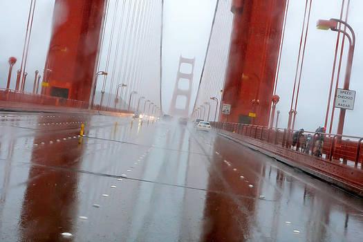 Daniel Furon - Golden Gate Rain