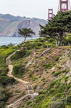 Kate Brown - Golden Gate Trail
