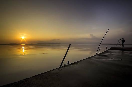 Golden Hour - Sunset by Sham Osman