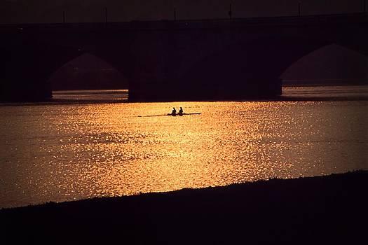 Golden Potomac by DJ Florek