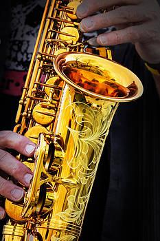 Bill Tiepelman - Golden Sax