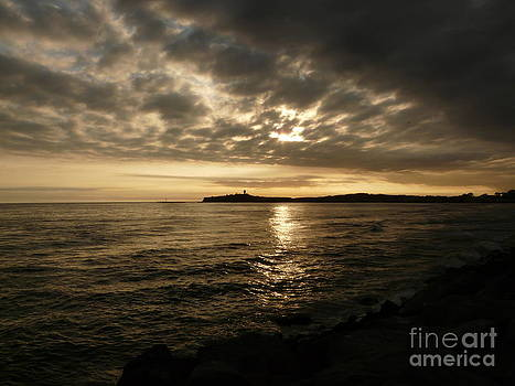 Golden Sky by Avis  Noelle