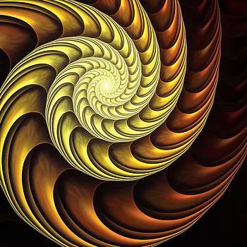 Anastasiya Malakhova - Golden Spiral