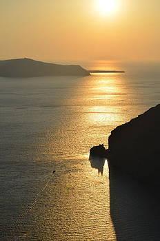 Corinne Rhode - Golden Sunset