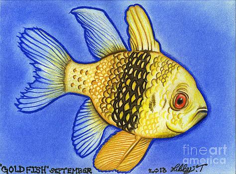Goldfish by Taryn  Libby