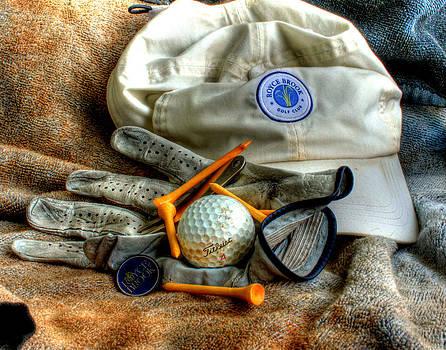 Golf 1 by IB Ehrlich