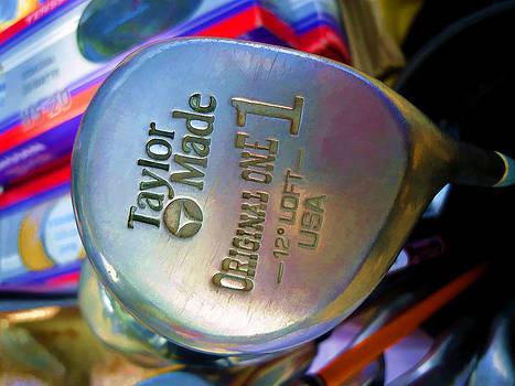 Golf Club Taylor Made by Jo Ann
