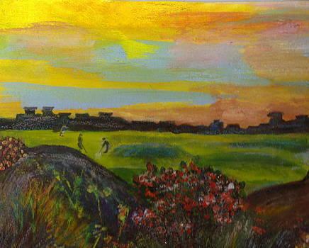 Anne-Elizabeth Whiteway - Golf Course of My Imagination