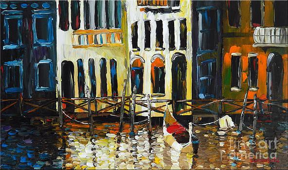 Gondola by Denisa Laura Doltu