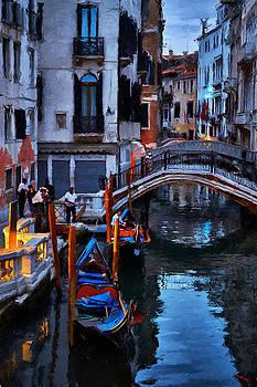 Gondola Drivers by SM Shahrokni