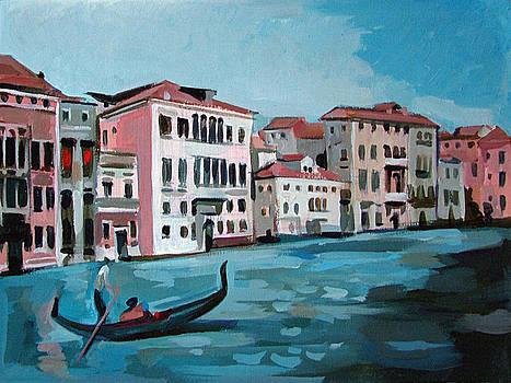 Gondola by Filip Mihail