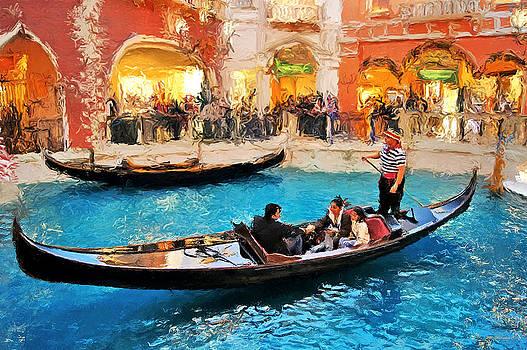 Gondola by SM Shahrokni