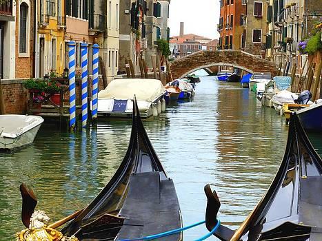 John Tidball  - Gondolas to the Fore